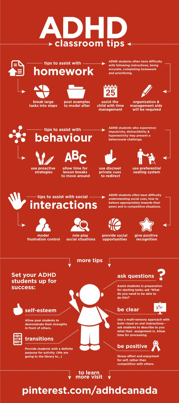 Types Of Attention Why And Focus Issues Are Confused For Adhd Ilslearningcorner